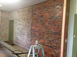 exposed brick how to expose brick 7 steps with pictures wikihow