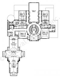 cheverny castle house plans mansion house plans