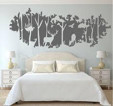 Deer Nursery Decor Deer Nursery Wall Decals Deer Nursery Living Room Playroom And