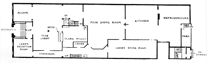 Community Center Floor Plans by William Way Community Center The Philadelphia Gayborhood Guru
