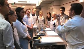 cours de cuisine chef étoilé 50 000 cours de cuisine sont donnés par an à food sens
