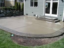 Best 25 Concrete Patio Cost Best 25 Concrete Patios Ideas On Pinterest Concrete Patio