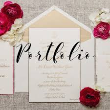 Wedding Invitations Dallas Stamped Paper Co Custom Invitations And Paper Goods For