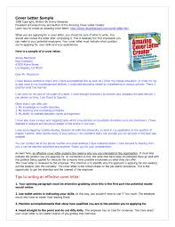 unique cover letter examples u2013 cover letter examples 2017 inside