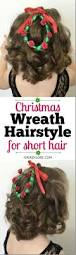 124 best christmas hairstyles images on pinterest christmas