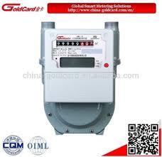 prepaid gas card en1359 ic card prepaid diaphragm smart gas meter view prepaid gas