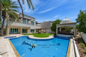 luxury villa in emirates hills dubai for sale the noble house