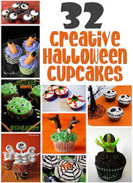 32 creative halloween cupcake recipes mother u0027s home