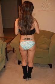 lowerback tribal tattoo for female
