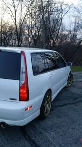 mitsubishi lancer wagon for 4 500 how about this 2004 mitsubishi lancer ralliart