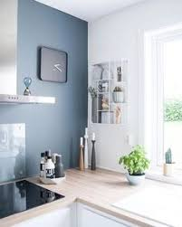 ideas for kitchen walls decorating with white grey feature wall kitchens and grey