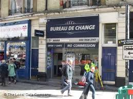 bureau de change commission access bureau on bureaux de change in