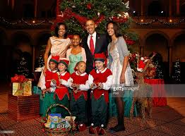 Obama First Family by President Obama Attends Christmas In Washington Photos And Images