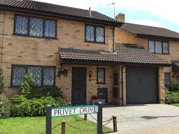 Harry Potter Home 4 Privet Drive Little Whinging Surrey Harry Potter Travel