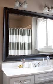 Home Depot Bathroom Mirror Stylish Ideas Home Depot Wall Mirror Chic Bathroom Mirrors At