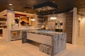 our new display at the roth living showroom steve s cabinetry blog roth pic 1