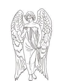 saint gabriel coloring page all saints coloring pages coloring