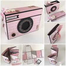 Photo Album Box Best 25 Mini Photo Albums Ideas On Pinterest Mini Photo Diy