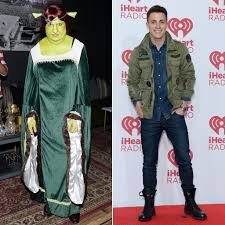 colton haynes u0027s fiona from shrek costume photos popsugar celebrity