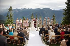 colorado mountain wedding venues the nell aspen co colorado wedding locations