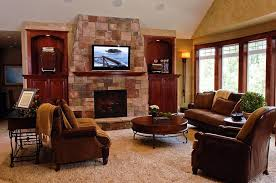 Gorgeous Family Room Interior Designs - Family room renovation ideas