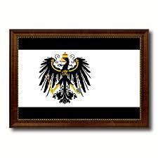 kingdom of prussia germany historical military flag patriotic