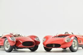 maserati 300s cmc maserati 300s ferrari 250 testa rossa dx classic vintage