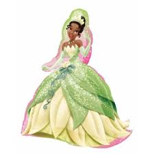 Anagram 32 X 27 Inch Tiana Princess And The Frog From Category Princess And The Frog Princess
