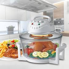 hometech 1200w multifunction halogen convection oven kitchen