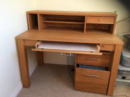 staples office furniture file cabinets staples office desk and filing cabinet in solid oak in corfe