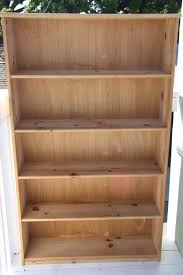 100 unfinished bookshelves wood home decor compact