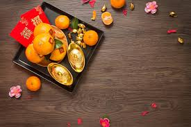 New Year Food Decoration by Chinese New Year Pictures Images And Stock Photos Istock