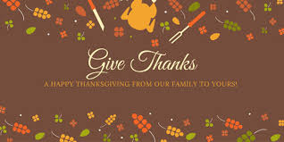 we are thankful for our donors sos children s villages illinois