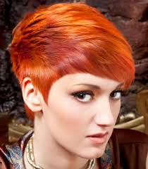 short hairstyles for fine red hair u2013 your new hairstyle photo blog