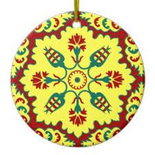 turkish tulip ornaments keepsake ornaments zazzle