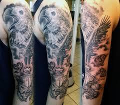 philippines eagle tattoo eagle tattoo sleeve