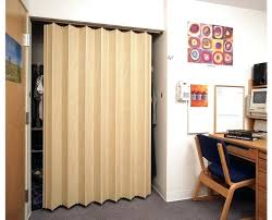 Accordion Doors For Closets Modern Accordion Doors Accordion Doors Are A Fantastic Addition To