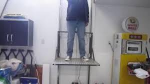 garage attic lift construction tube10x co