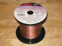 speaker wire wikipedia