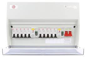does your mains distribution board look something like this