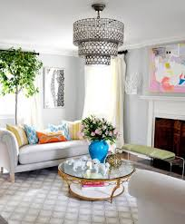round living room table tips to put something at the living room center table designs