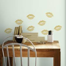 roommates 5 in x 11 5 in harry potter peel and stick wall decals lip 8 piece peel and stick wall