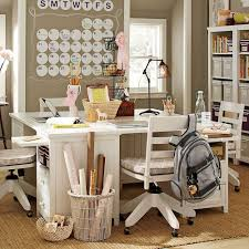 teen study space designs by pb teen pb teen girls study space