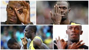 illuminati gestures usain bolt gestures and the illuminati conspiracy signs