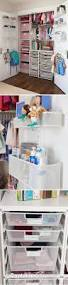 Closet Organizers For Baby Room 117 Best Nursery Organization Images On Pinterest Nursery