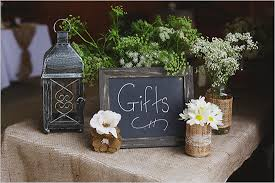 wedding gift table ideas rustic country wedding wedding gift tables country weddings and