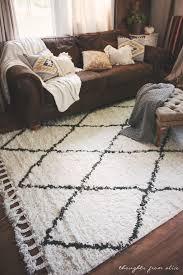 Boho Area Rugs Boho Chic Living Room Makeover Finding The Perfect Rug Boho
