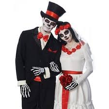 Dead Bride Costume Dia De Los Muertos Costume Day Of The Dead Bride Sugar Skull