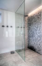River Rock Bathroom Ideas 92 Best Pebble Tile Installations Images On Pinterest Pebble