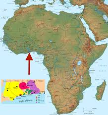Benin Africa Map by Dahomey Meet The Baddest Women In Black History The Pan